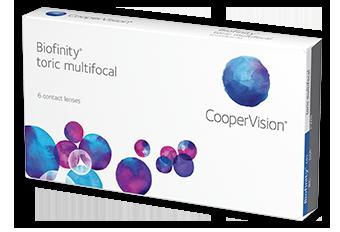 Biofinity® toric packaging